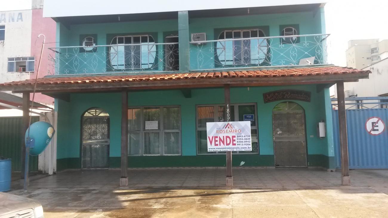 comercial - conjunto, centro, cacoal ro, 1200 m2 - local do imovel classificados