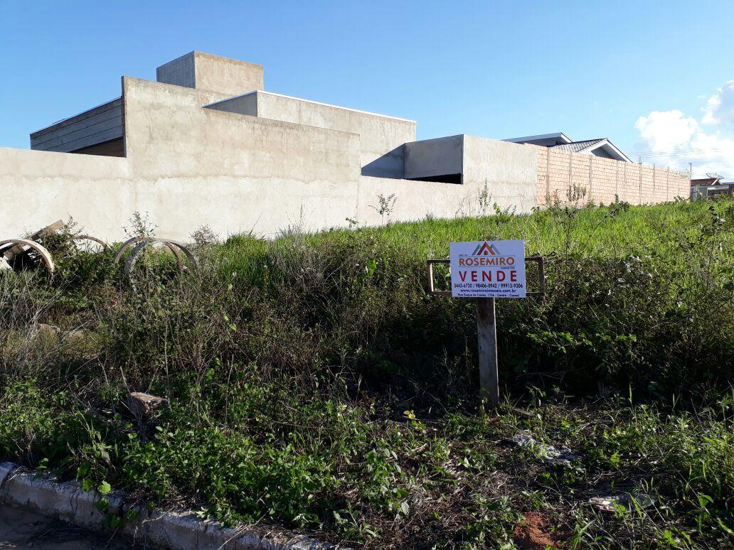 terreno, green ville 3, cacoal ro, 439 m2 - local do imovel classificados