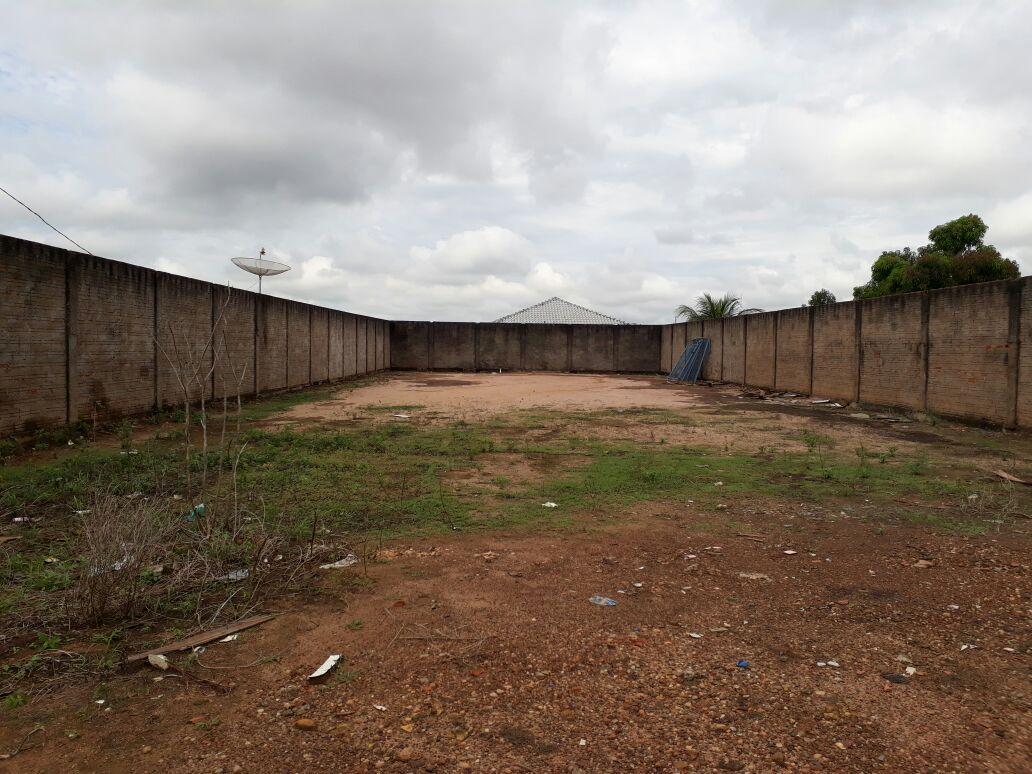 terreno, jardim clodoaldo, cacoal ro, 604 m2 - local do imovel classificados