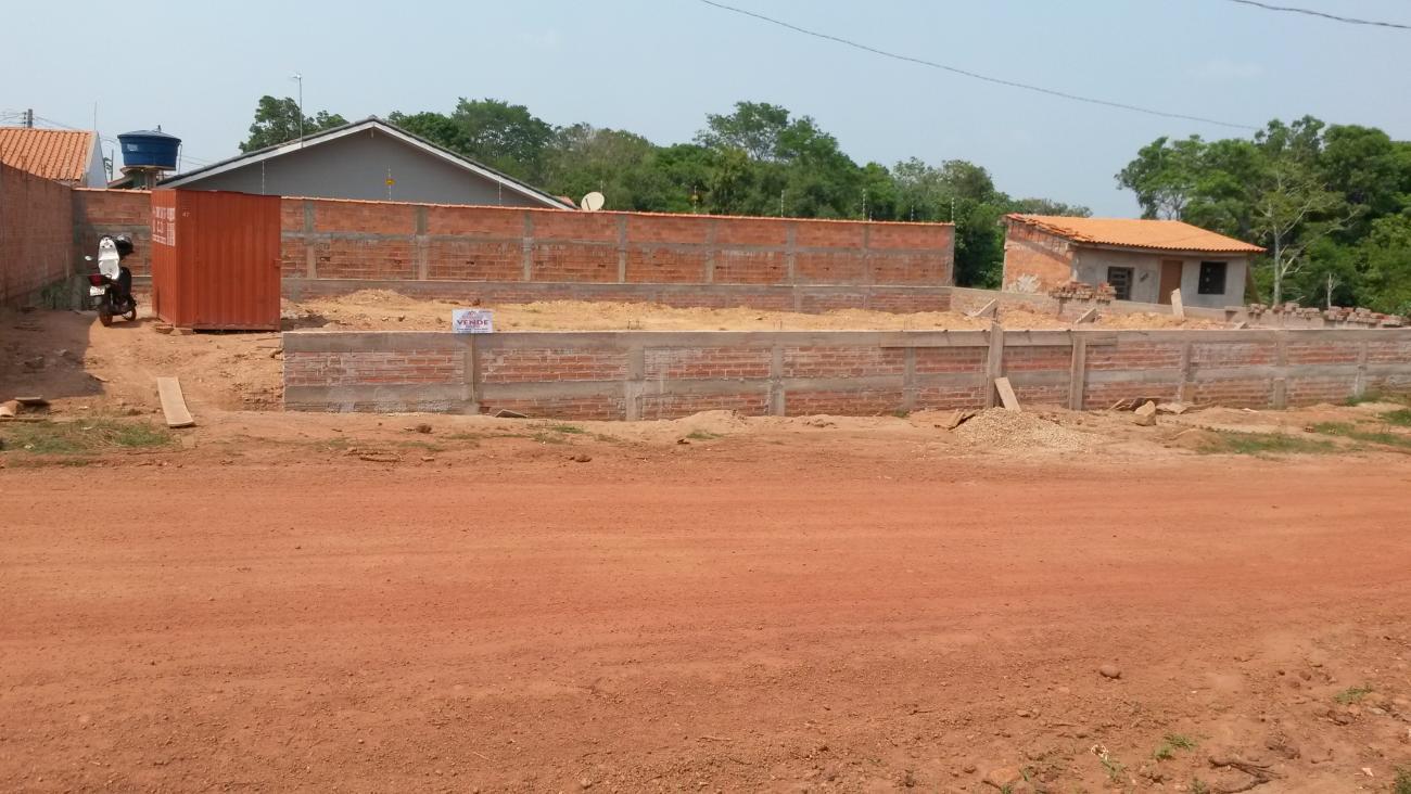 terreno, teixeir& 227 o, cacoal ro, 415 m2 - local do imovel classificados